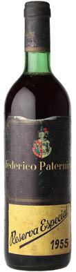 Paternina Reserva Especial 1955