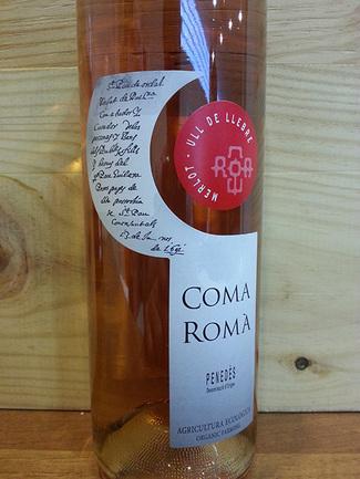 Coma Roma rosado 2013