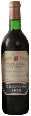 Imperial Gran Reserva 1968