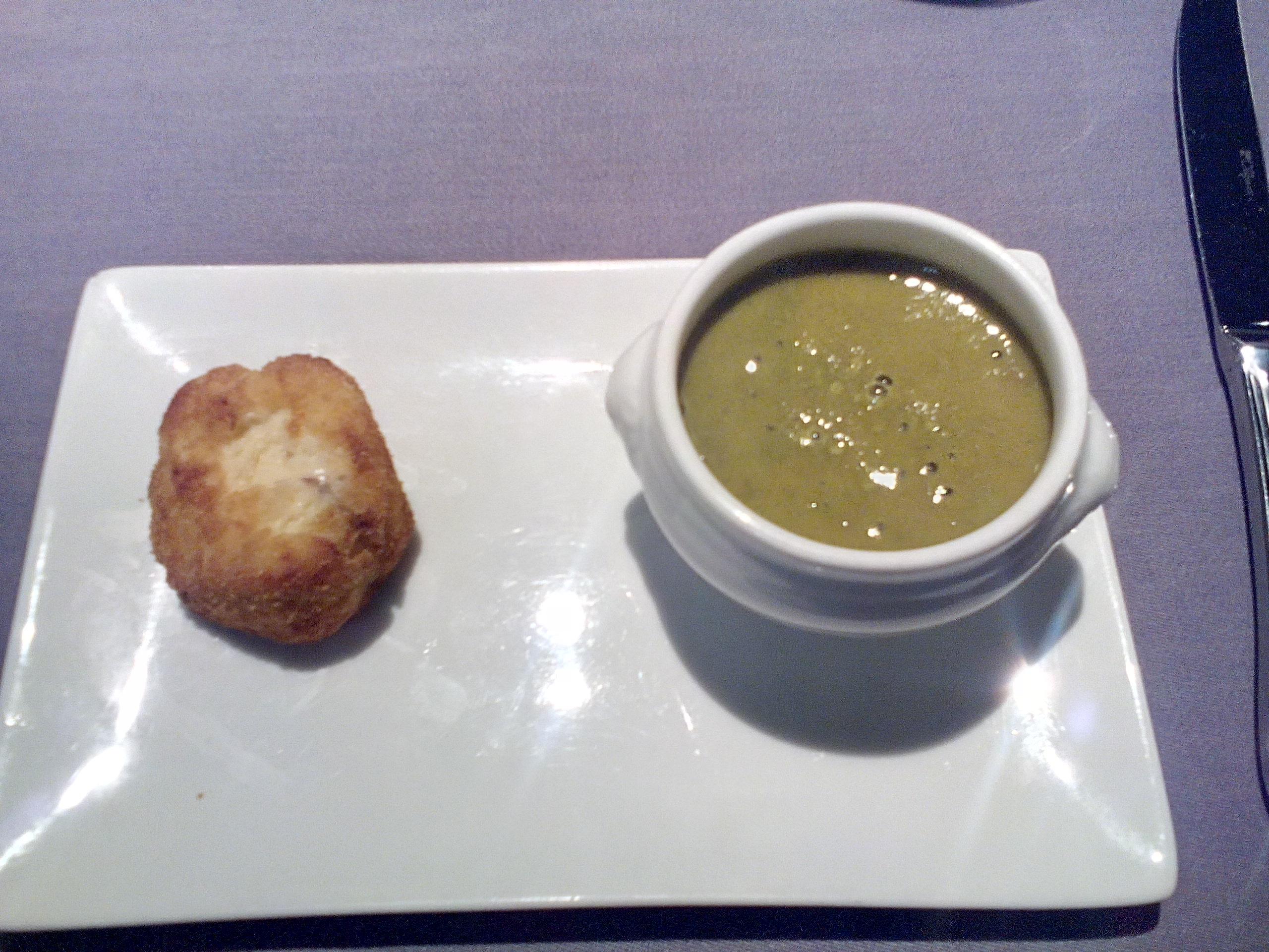 Restaurante Viavelez Pote asturiano