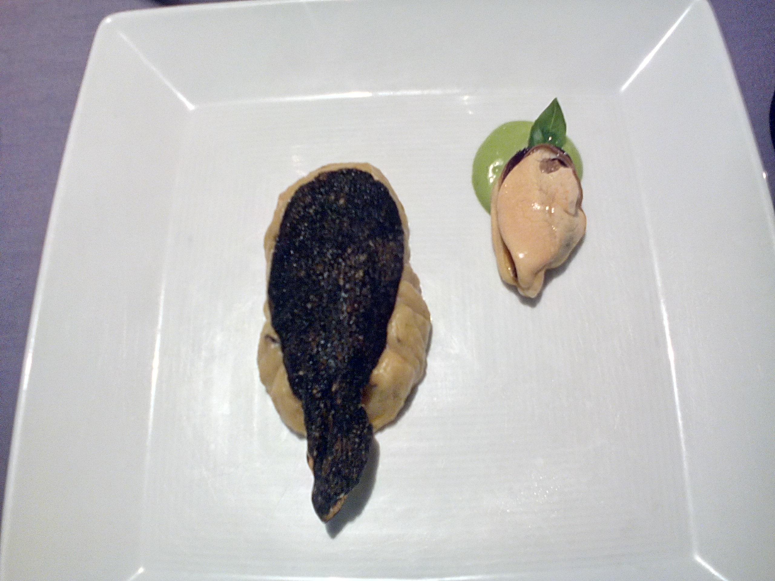 Restaurante en Madrid Mejillon tigre