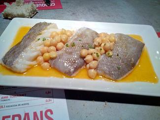 Restaurante Bitxarracu en Barcelona