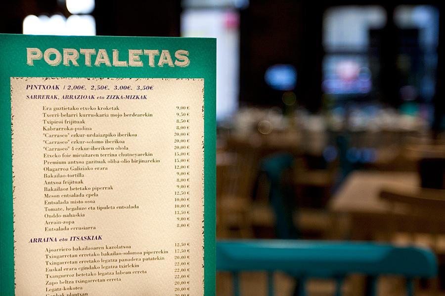 Restaurante Mesón Portaletas