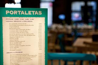 Restaurante Mesón Portaletas en San Sebastián