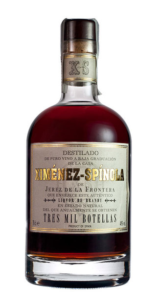 Brandy Ximenez Spinola Tres Mil Botellas