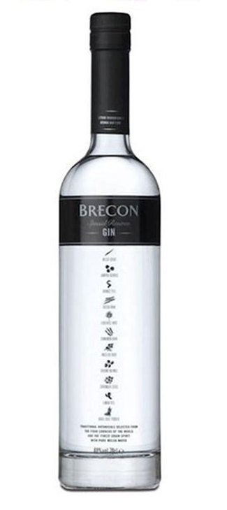 "Brecon Gin ""Special Reserve"""