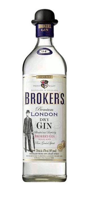 Broker´s premium london dry gin