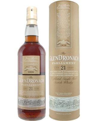 Glendronach 21