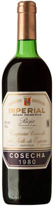 Imperial Gran Reserva 1980