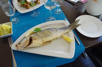 Restaurante Le 7 en Villeneuve-lez-Avignon