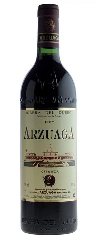 Arzuaga Crianza 2008