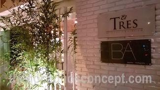 Restaurante EL TRES en Málaga