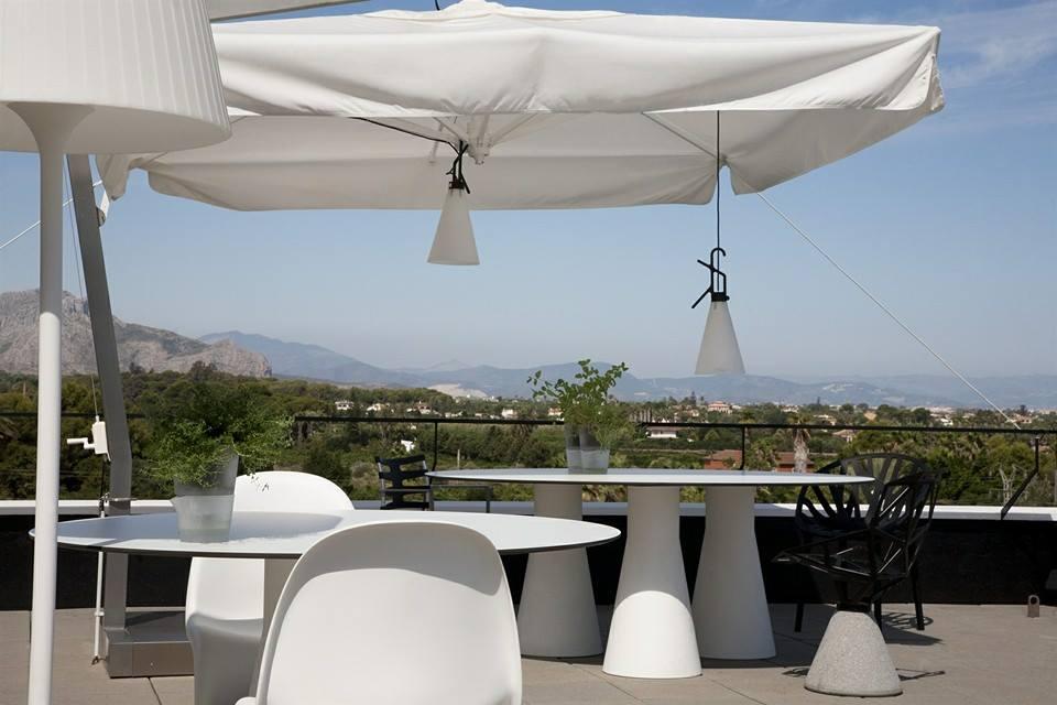 Restaurante en Denia terraza