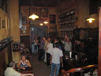 Restaurante La Venencia en Madrid