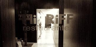 Restaurante Riff en Valencia