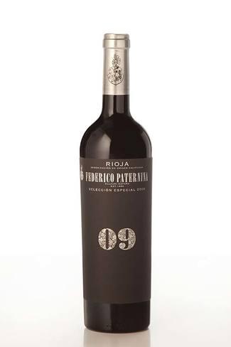Federico Paternina Selección Especial 2009
