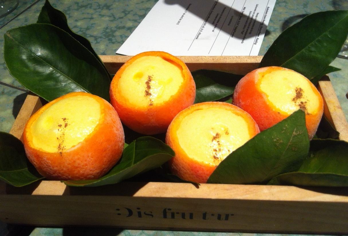 Disfrutar La Mandarina