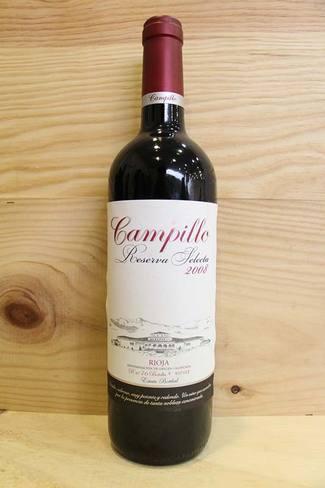 Campillo Reserva Selecta 2008