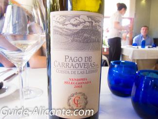Restaurante El Xato en La Nucia