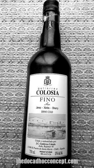 Gutiérrez Colosía Fino
