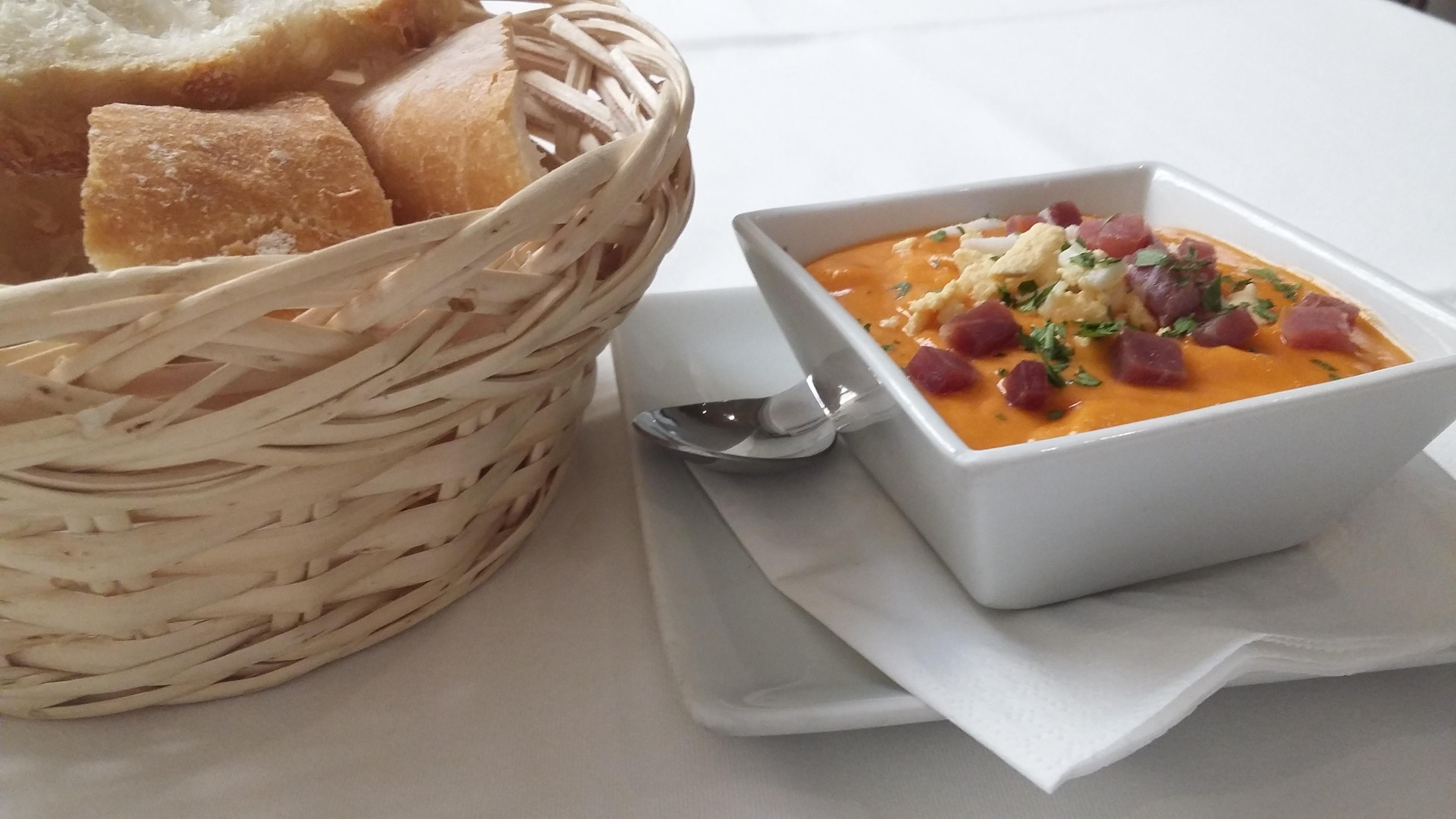 Restaurante en Valencia Salmorejo