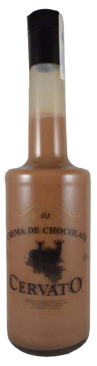 Crema de Chocolate CervatO
