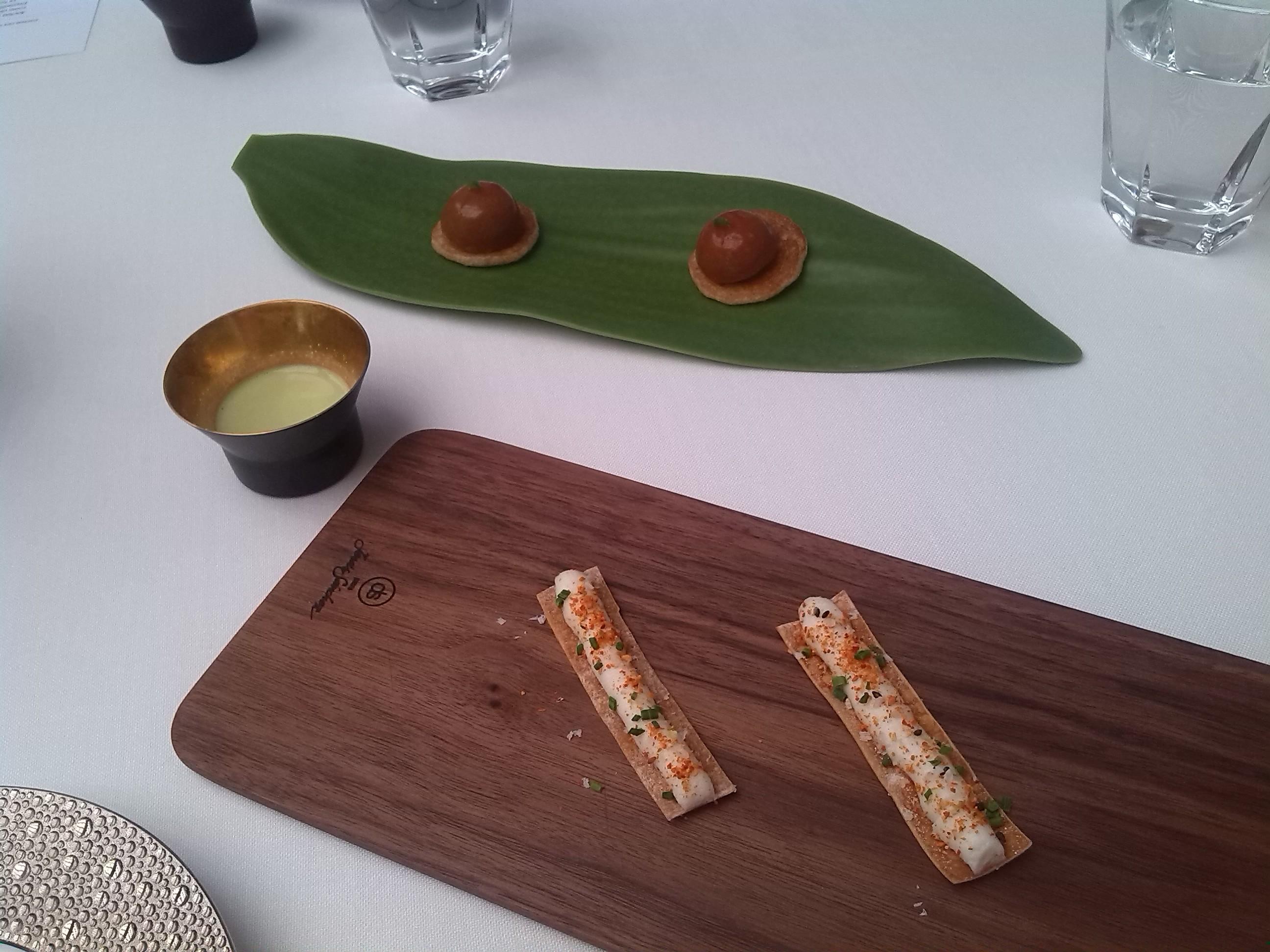 Restaurante Cenador de Amós
