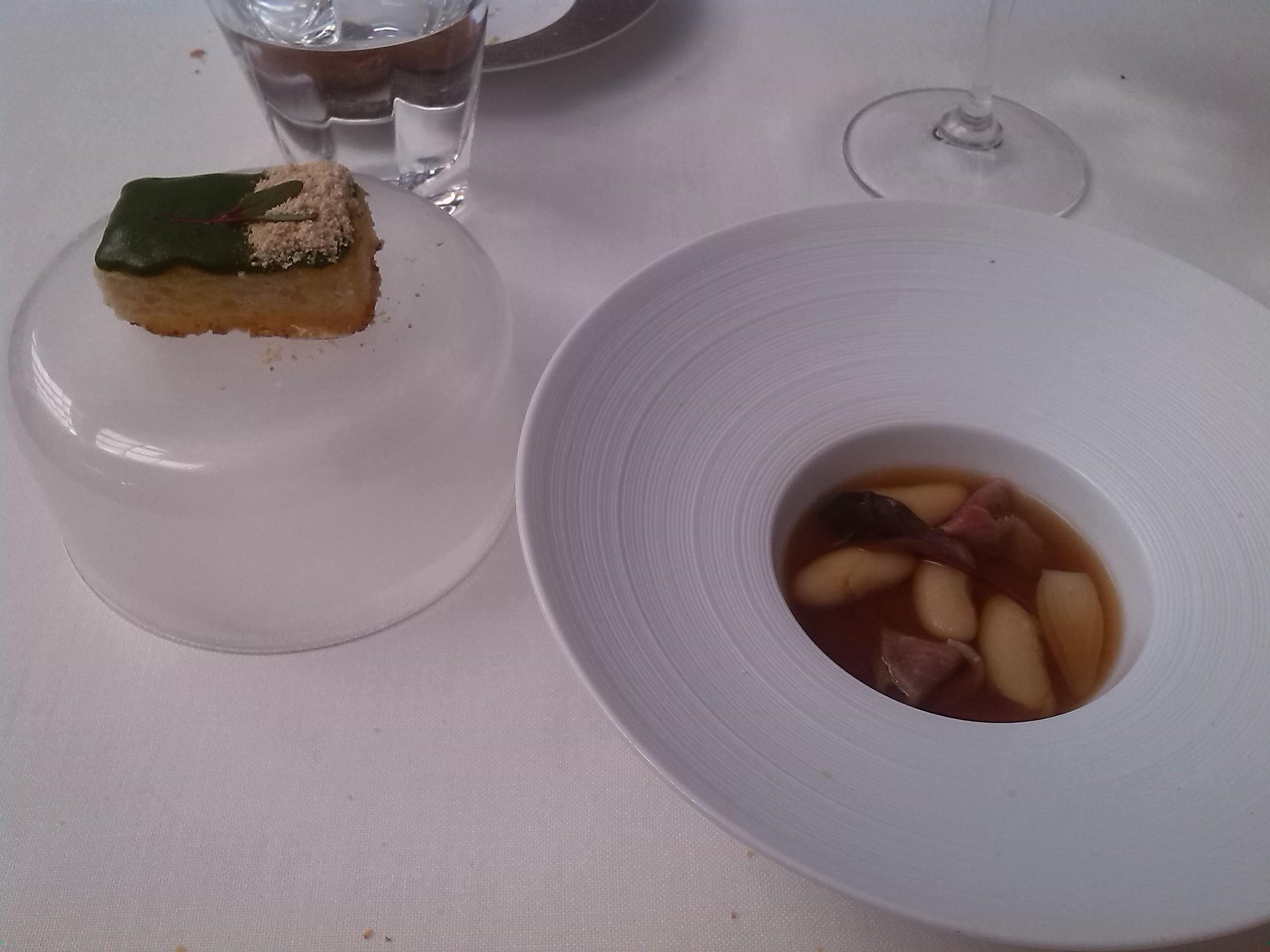 Restaurante Cenador de Amós - Villaverde de Pontones