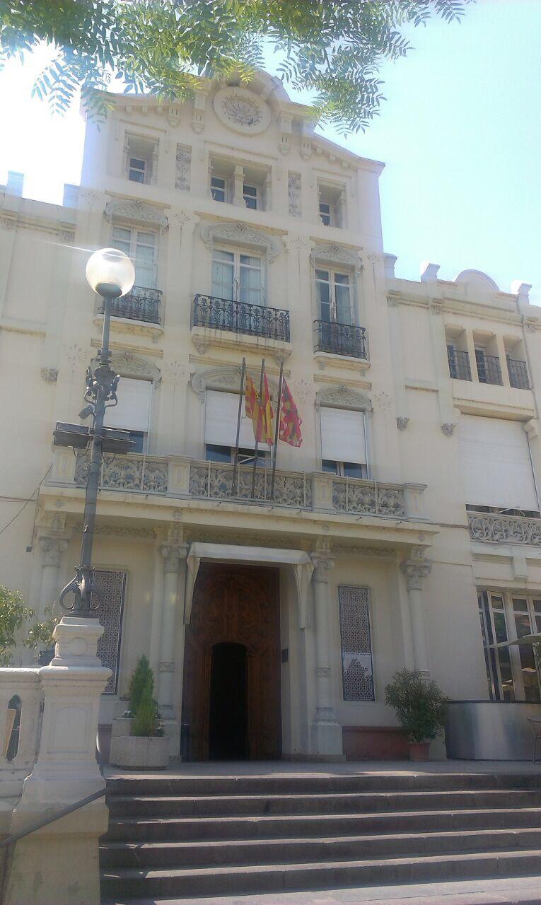 Taberna de Lillas Pastia en Huesca
