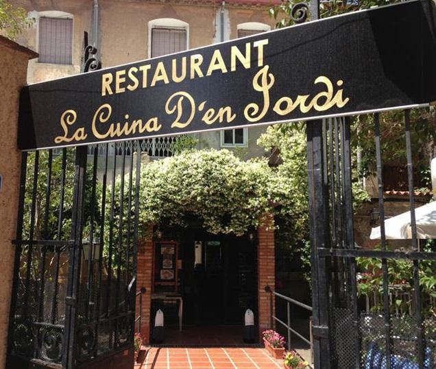 Restaurante La cuina d'en Jordi