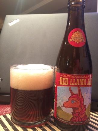 Red Llama Ale