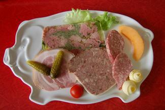 Restaurante Auberge du lac en Trivy
