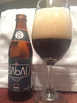 Sabai Black IPA