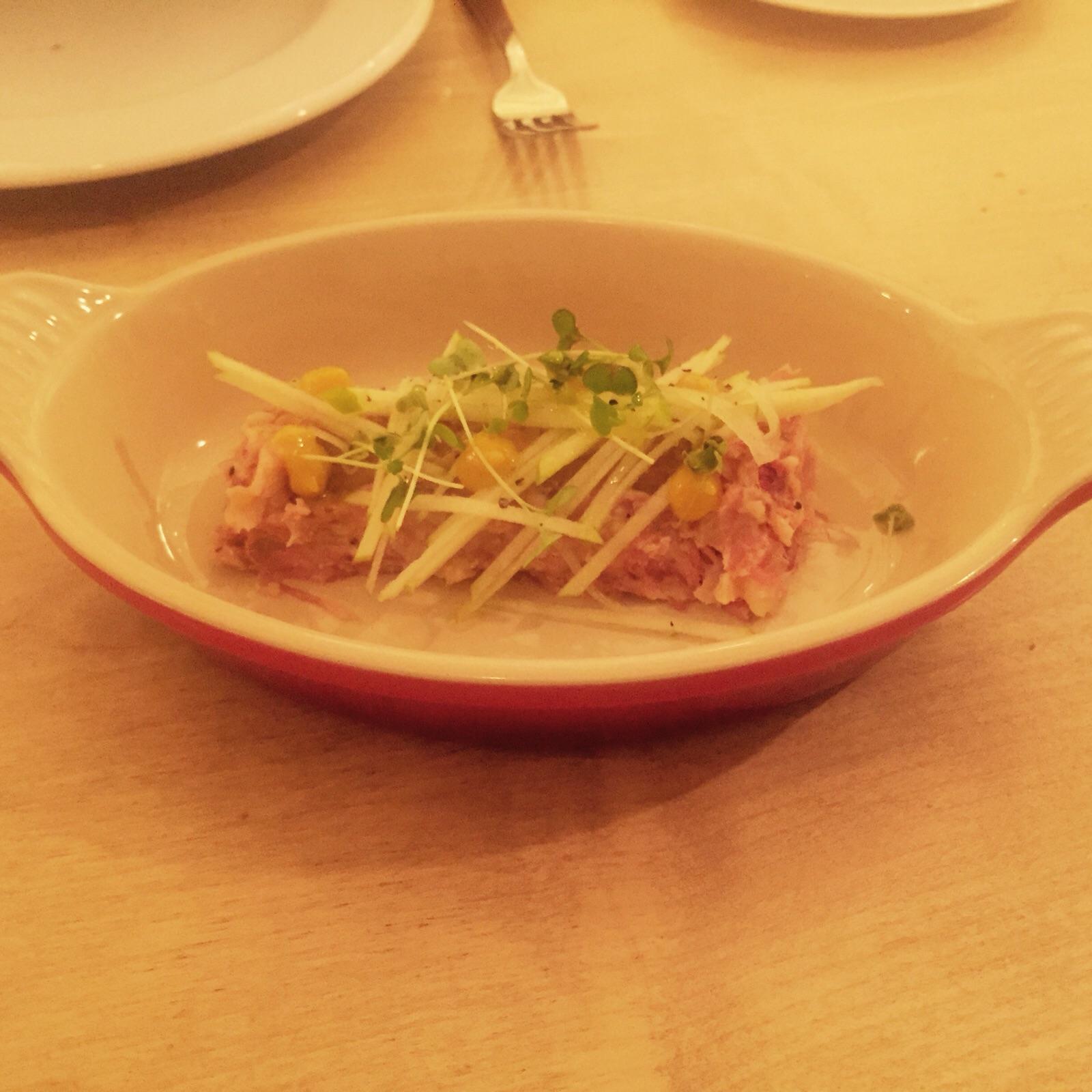 Restaurante en Valencia ensaladilla