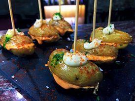 La cuina d'en Jordi Las bravas de la tercera visita.