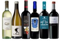 Lote de vinos del Club Verema octubre 2015
