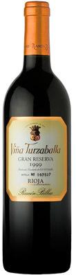Viña Turzaballa Gran Reserva 1999