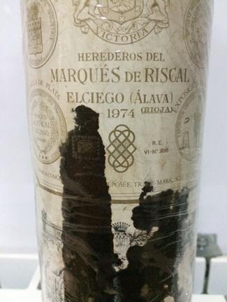Marqués de Riscal Reserva 1974
