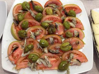 Restaurante Gachamiga en Raspay (Murcia)