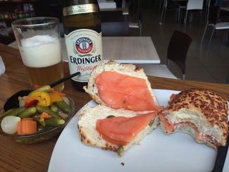 El sandwich