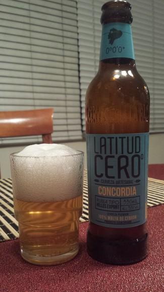 Latitud Cero Concordia
