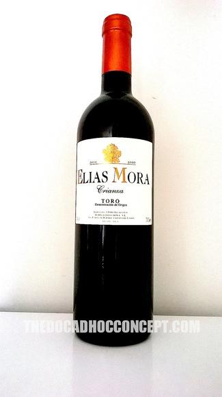 Elias Mora Crianza 2010