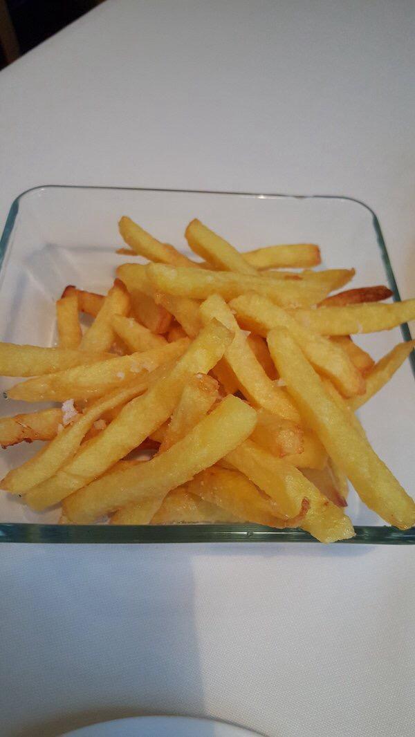 Meating en Madrid Sus adictivas patatas fritas