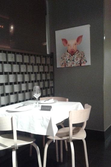 Restaurante Zaka Bilbao Bar