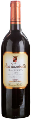 Viña Turzaballa Gran Reserva 1994