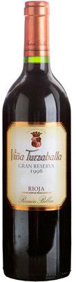 Viña Turzaballa Gran Reserva 1996