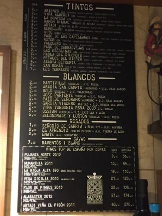 Restaurante La Corte de Pelayo en Oviedo