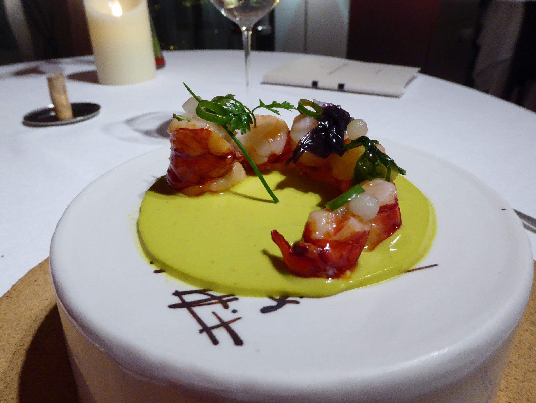 Restaurante Dos Cielos Carabinero de Huelva