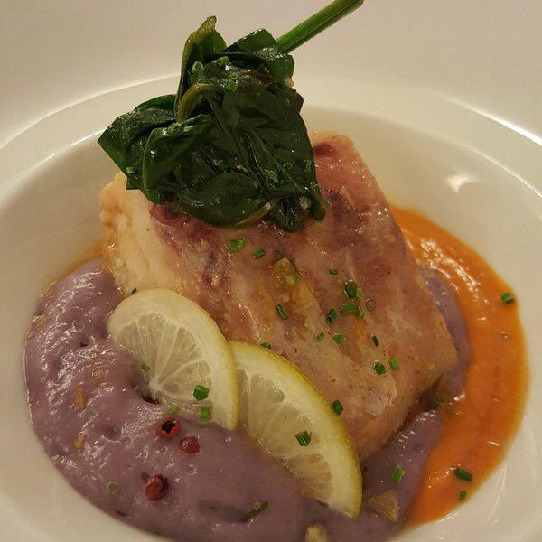 Restaurante en Madrid Cherna a la roteña