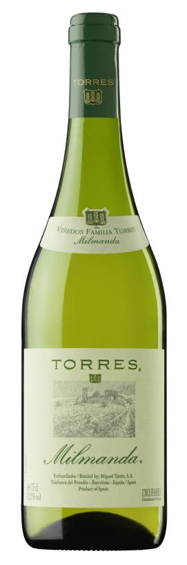Vino blanco milmanda 2012 bodegas torres
